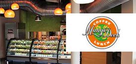 Mango Deck Restaurant Genève Lausanne