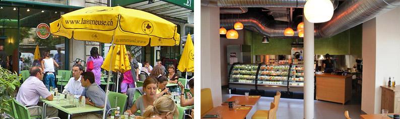 Mango Deck Lausanne et Genève