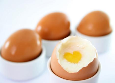 3 oeufs contre le cholestérol